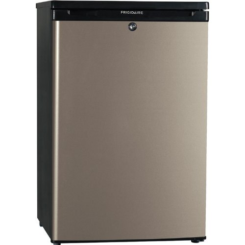 Frigidaire Mini Fridge Freezer (4.4 cu. ft.) Silver Mist FFPH44M4L