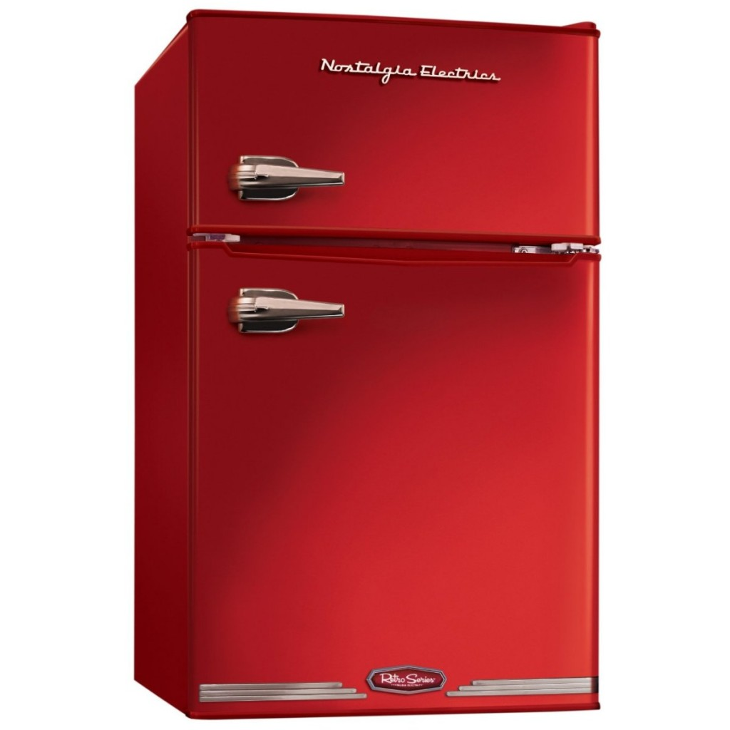 electrics crf170retrored retro series 1 7 cu ft mini fridge